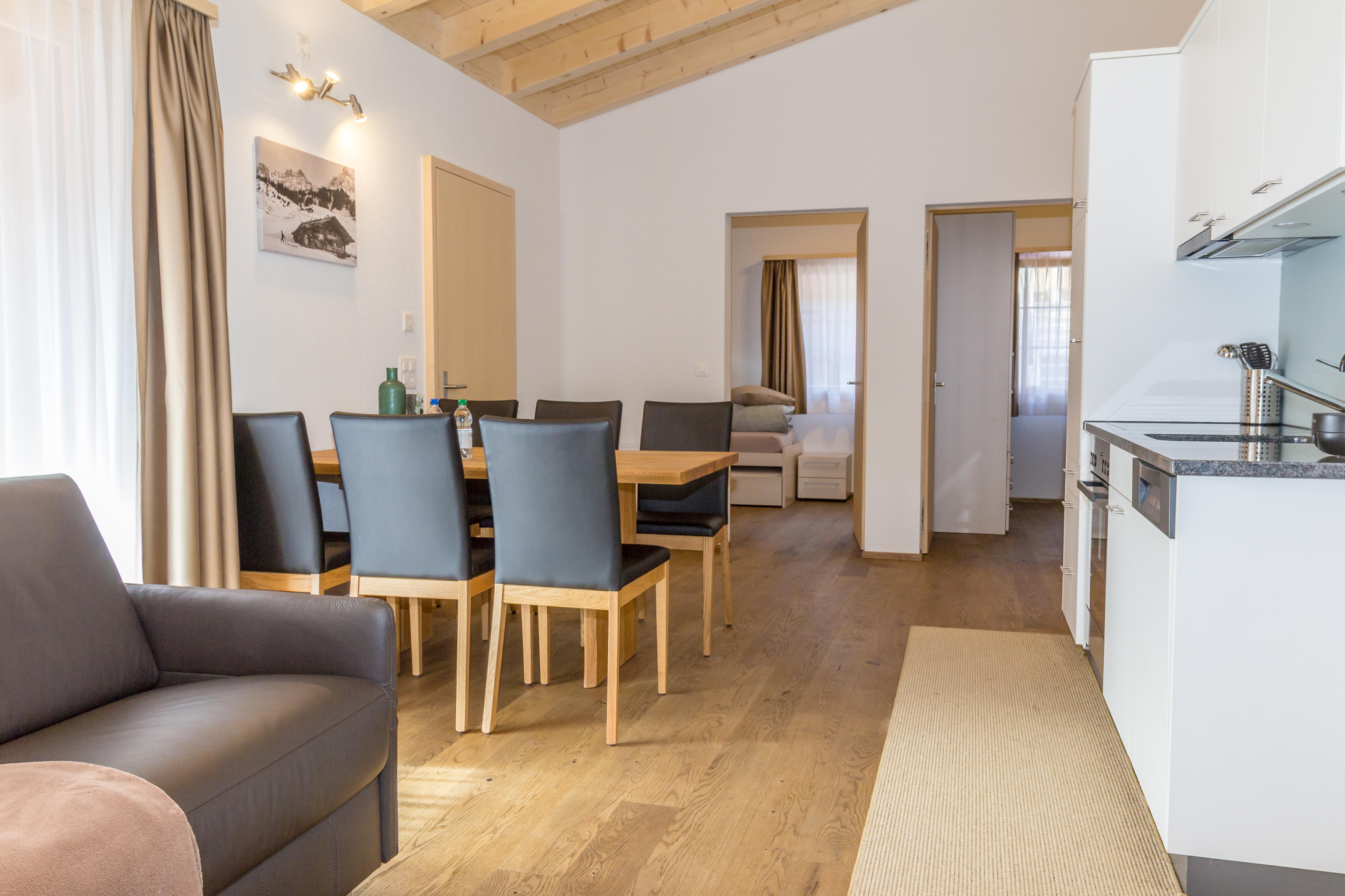 3,5 Zimmer Wohnung Vogellisi Mountain Suites