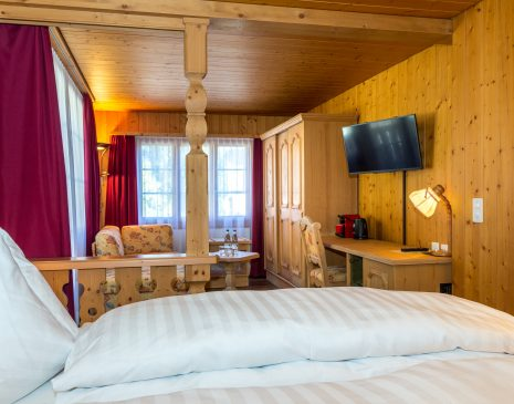 Doppelzimmer Luxus Hotel Bären
